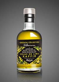 Kaffir Lime Leaves Valderrama Olijfolie