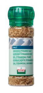 Gerookt Piramidezout van Verstegen Spices & Sauces